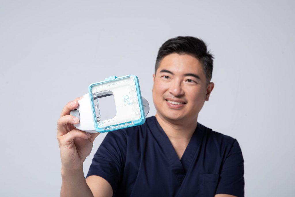 隱適美推薦使用Dental Monitoring監控系統,矯正更智慧更方便